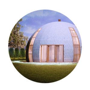 Dome Home 1